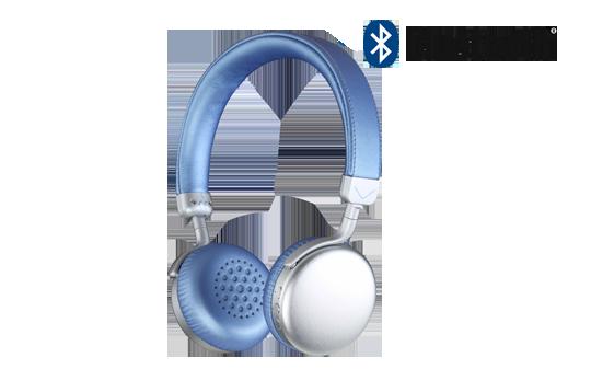 Desibel K550 Bluetooth Kulaklık Mavi Bluetooth Kulaklık Modelleri ve Fiyatları | Vestel