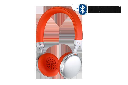 Desibel K550 Bluetooth Kulaklık Nar Çiçeği Bluetooth Kulaklık Modelleri ve Fiyatları | Vestel