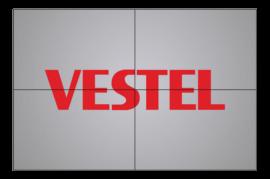 VESTEL 55VW500L-L1-38 - 2x2 Videowall Kurumsal Çözümler Modelleri ve Fiyatları | Vestel