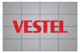 VESTEL 55VW500L-L1-38 - 4x4 Videowall Kurumsal Çözümler Modelleri ve Fiyatları | Vestel