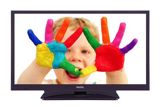 "22"" Full HD Lila TV 22F8510L Televizyon Modelleri ve Fiyatları | Vestel"