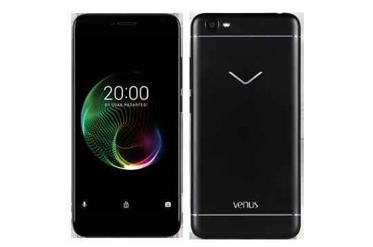 Vestel Venus e3 Siyah Cep Telefonu