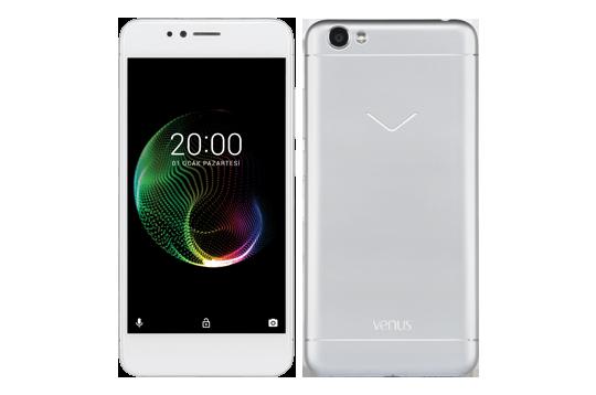 Vestel Venus e3 Gümüş Cep Telefonu