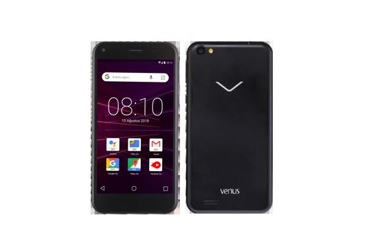 Venus GO Siyah Cep Telefonu