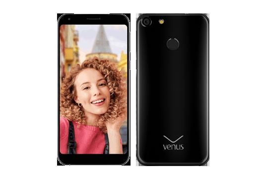 Vestel Venus e4 İnci Siyahı Cep Telefonu