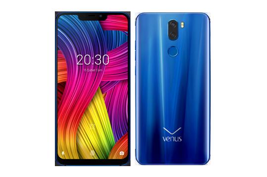 Vestel Venus Z30 Azur Mavisi Cep Telefonu