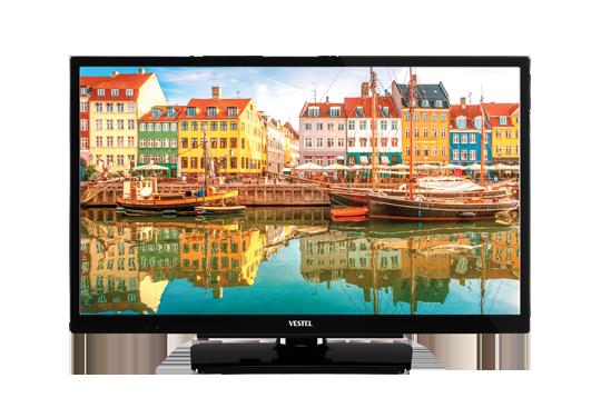 Vestel SATELLITE 24HD5550  LED TV