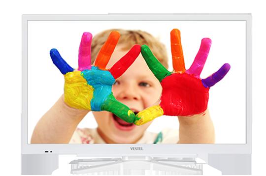"22"" Full HD TV Beyaz 22F8500B"