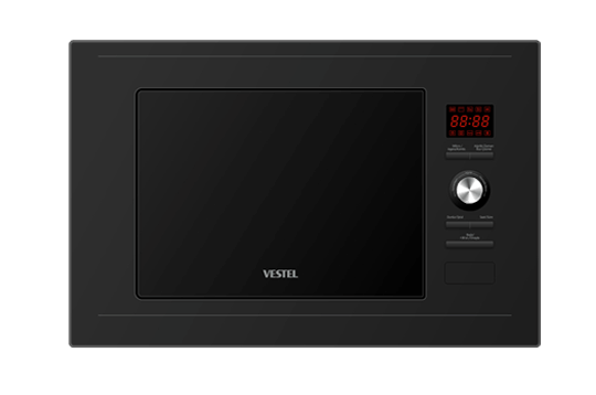 Vestel AMD-2011 S Ankastre Mikrodalga Fırın