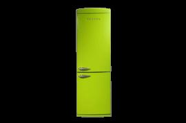 Vestel RETRO NFK350 Yeşil Buzdolabi
