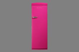 Vestel RETRO ST330 Pembe Buzdolabı