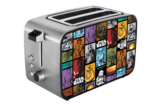 Vestel Starwars E3100 R Ekmek Kızartma Makinesi