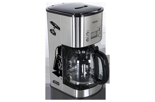 Vestel Starwars K3100 Inox Kahve Makinesi