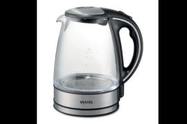 Vestel Brunch Serisi 2000 GLASS Inox Su Isıtıcı