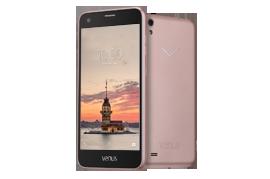 Vestel Venus V3 5040 2GB Pembe-Altın