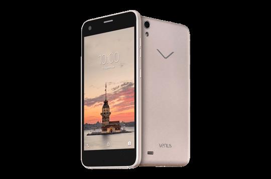 Vestel Venus V3 5040 2GB Altın