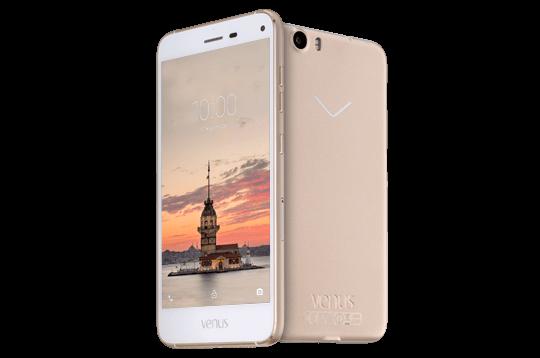 Vestel Venus V3 5070 Altın Beyaz