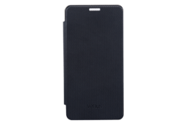 Venus 5.0 V Kapaklı Kılıf - Premium (Siyah)