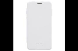 Venus 5.0 V Kapaklı Kılıf - Premium (Beyaz)