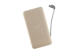 Vestel Taşınabilir Batarya 5000 mAh  Altın