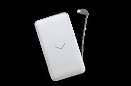 Vestel Taşınabilir Batarya 10000 mAh Gümüş