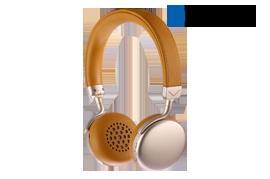 Vestel Desibel K550 Kulaklık Gold