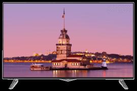 Vestel 4K 3D SMART 40UA9300 102 EKRAN LED TV (40 inç)