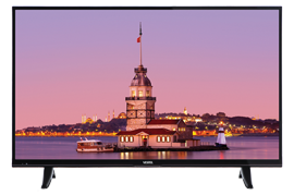 Vestel 4K Smart 50UB8300 127 Ekran Led Tv (50 inç)