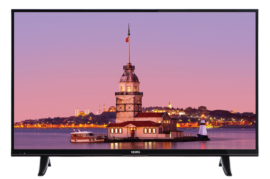 Vestel 4K Smart 55UA8300 140 Ekran Led Tv (55 inç)