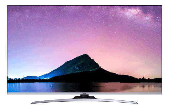 "VUHD SMART 65UD9800 65"" SINIRSIZ VLED TV"