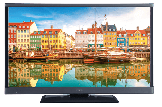 Vestel SATELLITE 22FD5100 56 EKRAN LED TV (22 inç)