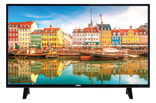 Vestel SATELLITE 48FD5400 122 EKRAN LED TV (48inç)