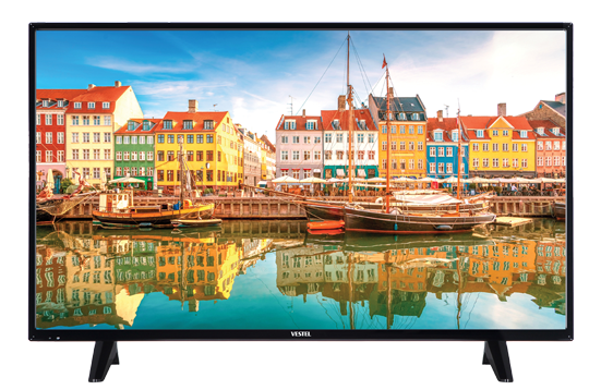 Vestel SATELLITE 43FB5000 109 EKRAN LED TV