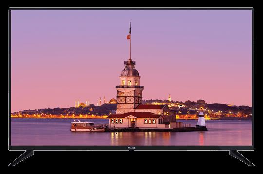 VESTEL 4K SMART 55UB9100 140 EKRAN LED TV (55 inç)