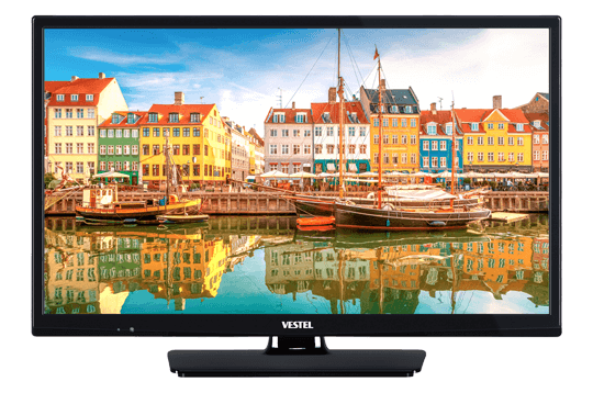 Vestel SATELLITE 24HD5500 55 EKRAN LED TV (24 inç)