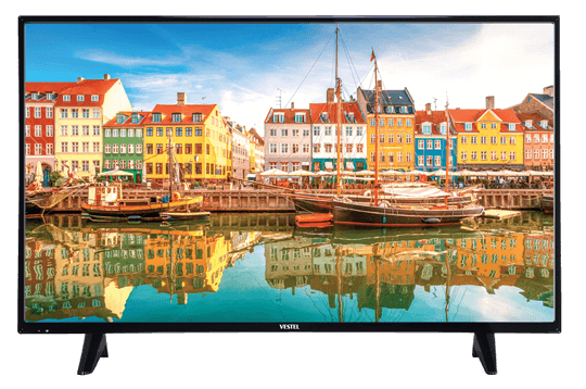 Vestel SATELLITE 43FD5400 109 EKRAN LED TV (43 inç)